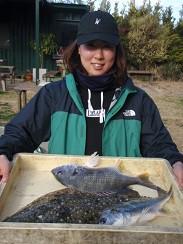 村櫛フィッシング沖の2021年2月14日(日)4枚目の写真