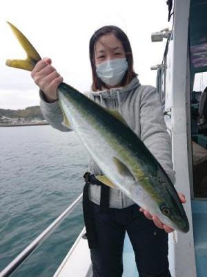 正漁丸の2021年2月14日(日)1枚目の写真