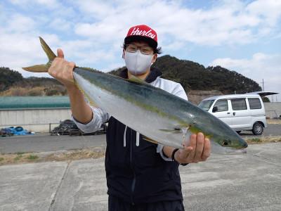 ありもと丸の2021年2月13日(土)1枚目の写真