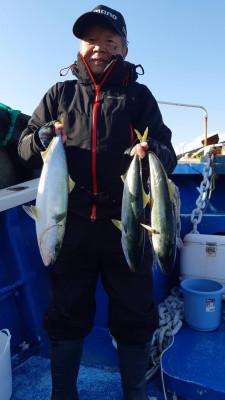 フィッシングボート 清和丸の2021年2月16日(火)3枚目の写真