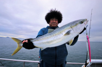 西岡遊漁の2021年2月15日(月)2枚目の写真
