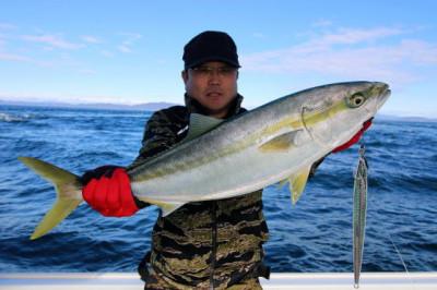 西岡遊漁の2021年2月15日(月)3枚目の写真