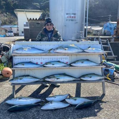 大島フィッシングの2021年2月18日(木)1枚目の写真