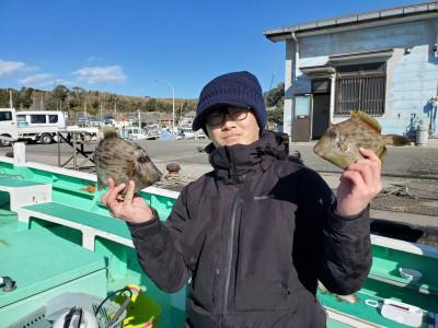瀬戸丸の2021年2月18日(木)3枚目の写真