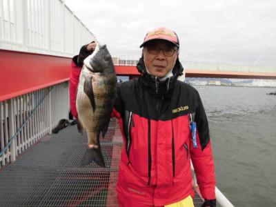 尼崎市立魚つり公園の2021年2月19日(金)3枚目の写真