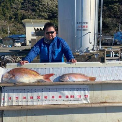 大島フィッシングの2021年2月19日(金)2枚目の写真