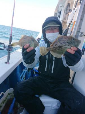 フィッシングボート 清和丸の2021年2月19日(金)2枚目の写真