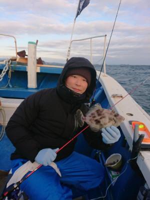 フィッシングボート 清和丸の2021年2月19日(金)3枚目の写真