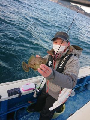 フィッシングボート 清和丸の2021年2月19日(金)4枚目の写真