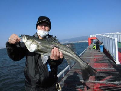 尼崎市立魚つり公園の2021年2月20日(土)1枚目の写真