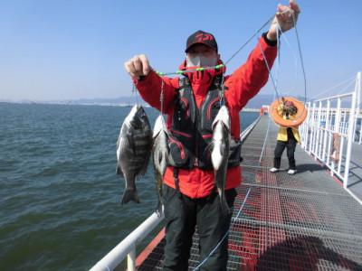尼崎市立魚つり公園の2021年2月20日(土)2枚目の写真