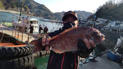 清家渡船の2021年2月20日(土)2枚目の写真