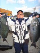 丸銀釣りセンターの2021年2月19日(金)1枚目の写真
