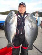 丸銀釣りセンターの2021年2月19日(金)3枚目の写真