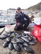 丸銀釣りセンターの2021年2月19日(金)4枚目の写真