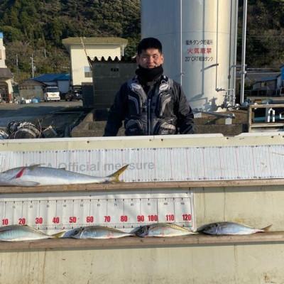 大島フィッシングの2021年2月20日(土)1枚目の写真
