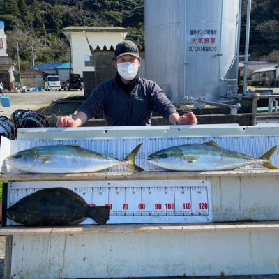 大島フィッシングの2021年2月20日(土)2枚目の写真