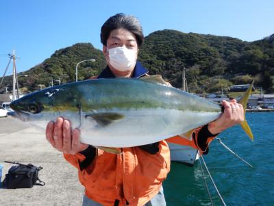 愛丸フィッシングの2021年2月20日(土)1枚目の写真