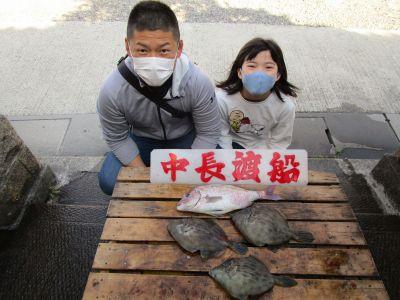 中長渡船の2021年2月20日(土)1枚目の写真
