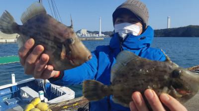 フィッシングボート 清和丸の2021年2月20日(土)1枚目の写真