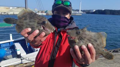 フィッシングボート 清和丸の2021年2月20日(土)2枚目の写真