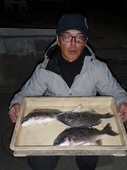 村櫛フィッシング沖の2021年2月20日(土)2枚目の写真