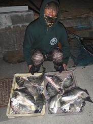 村櫛フィッシング沖の2021年2月20日(土)3枚目の写真