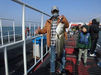 尼崎市立魚つり公園の2021年2月21日(日)2枚目の写真