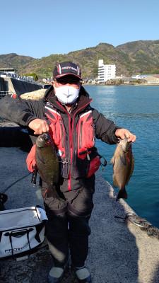 清家渡船の2021年2月21日(日)2枚目の写真