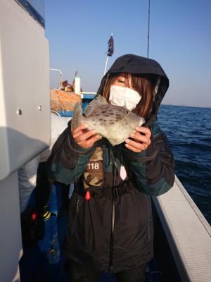フィッシングボート 清和丸の2021年2月21日(日)1枚目の写真