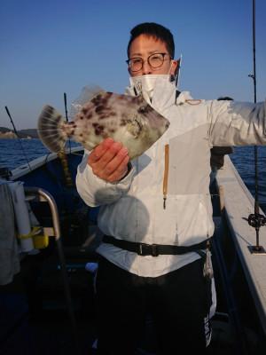 フィッシングボート 清和丸の2021年2月21日(日)3枚目の写真