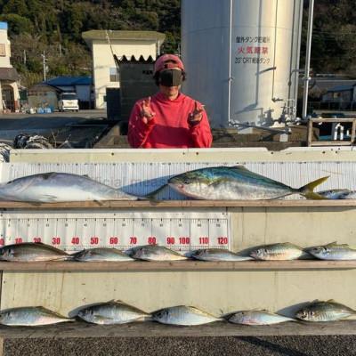 大島フィッシングの2021年2月21日(日)2枚目の写真