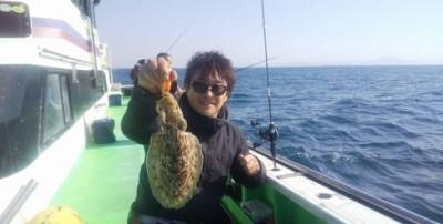 三喜丸釣船店の2021年2月21日(日)5枚目の写真