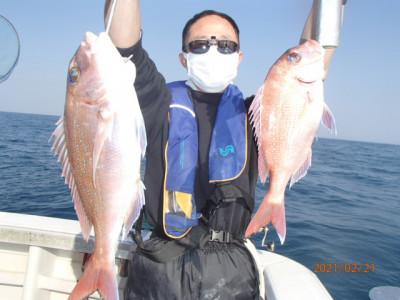 秀吉丸の2021年2月22日(月)2枚目の写真