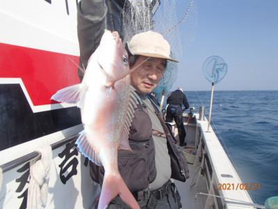 秀吉丸の2021年2月22日(月)4枚目の写真