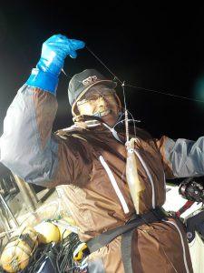 美浜釣舟センターの2021年2月21日(日)2枚目の写真