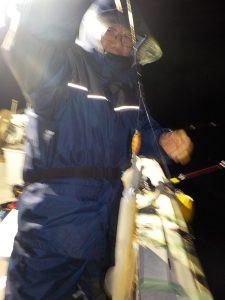 美浜釣舟センターの2021年2月21日(日)4枚目の写真