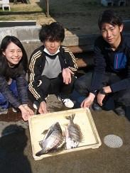村櫛フィッシング沖の2021年2月21日(日)1枚目の写真