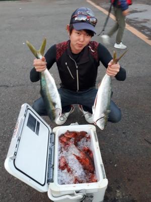 釣り船くわだの2021年2月21日(日)2枚目の写真