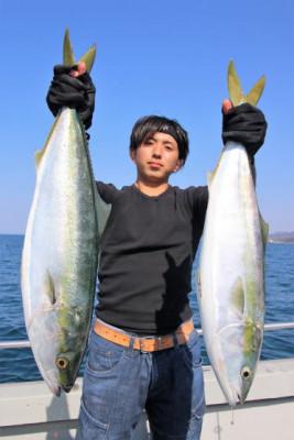 西岡遊漁の2021年2月21日(日)5枚目の写真