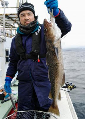 佐々木釣具店 平進丸の2021年2月22日(月)1枚目の写真