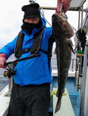 佐々木釣具店 平進丸の2021年2月22日(月)3枚目の写真