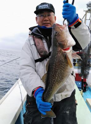 佐々木釣具店 平進丸の2021年2月22日(月)4枚目の写真