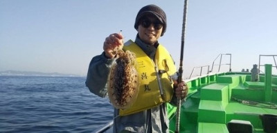 三喜丸釣船店の2021年2月22日(月)2枚目の写真