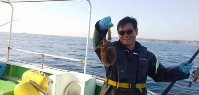 三喜丸釣船店の2021年2月22日(月)3枚目の写真