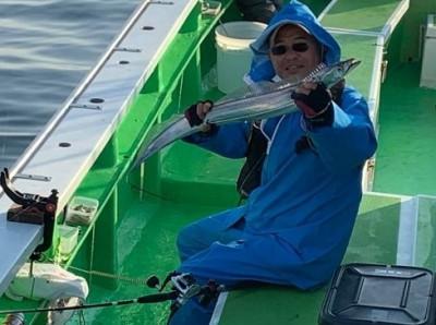 三喜丸釣船店の2021年2月22日(月)5枚目の写真