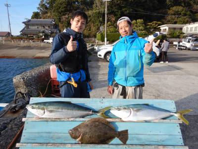 愛丸フィッシングの2021年2月22日(月)2枚目の写真