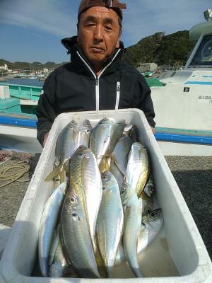 勘次郎丸の2021年2月23日(火)3枚目の写真