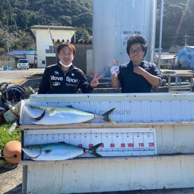 大島フィッシングの2021年2月23日(火)1枚目の写真