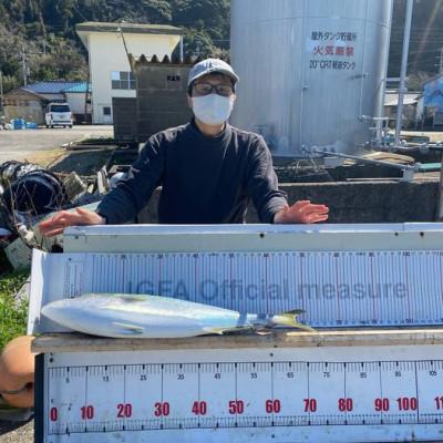 大島フィッシングの2021年2月23日(火)2枚目の写真